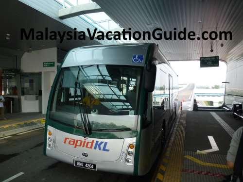 Rapid KL Electric Bus for Sunway BRT