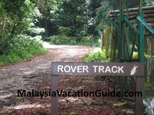 FRIM Rover Track