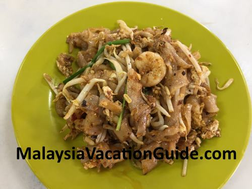 O&S Fried Kway Teow
