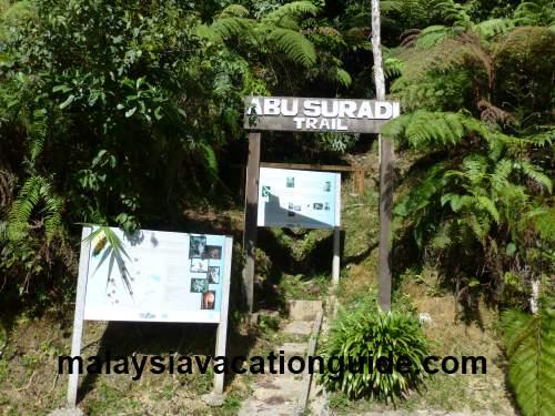 Abu Suradi Trail