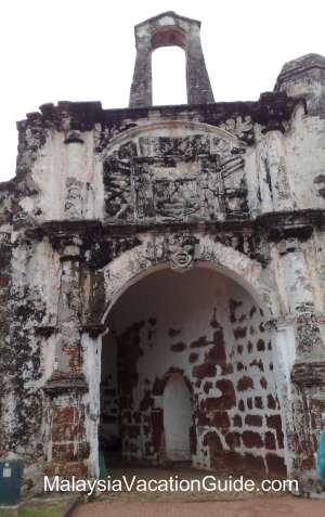 A famosa Melaka