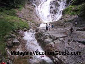 Lata Iskandar Waterfalls