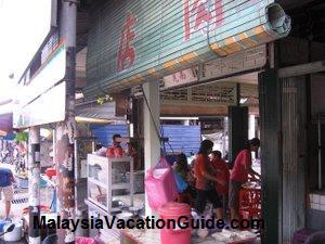 Lam Kong Coffee Shop Balik Pulau