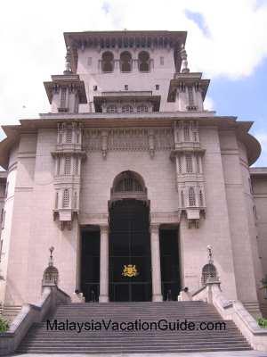 Sultan Ibrahim Building