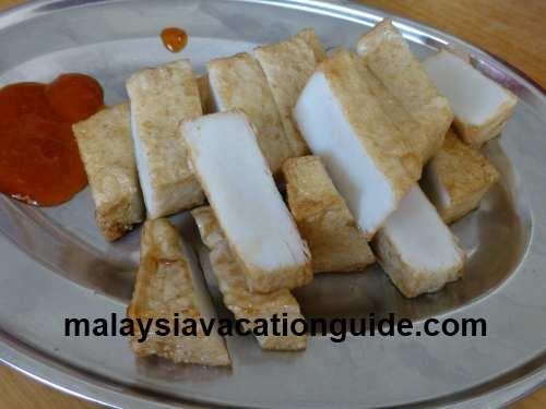 Batang Kali Fish Cake