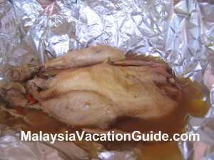 Ijok Beggar Chicken