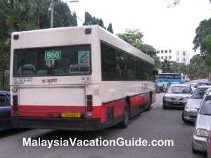 Johor Zoo Bus