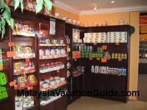 Cameron Valley Tea Shop
