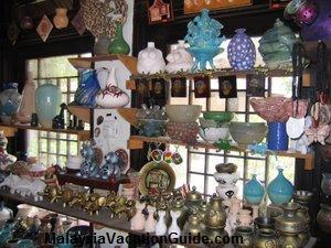 Malaysia Craft Centre Ceramics