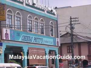 Chennai's Potty's Shop