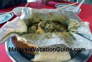 Kampar Curry Chicken Fillings