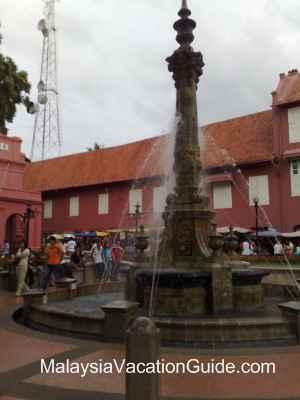 Melaka Queen Victoria Fountain
