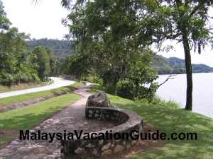 Batu Dam Jogging Tracks
