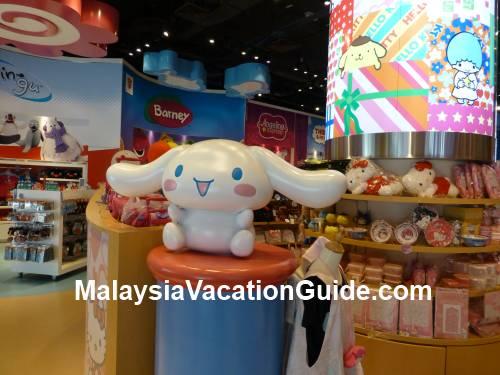 Johor Theme Park Souvenir Shop
