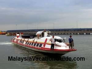 Ferry To Pulau Ketam