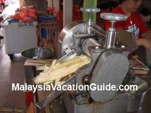 Pulau Ketam Sugar Cane Juice