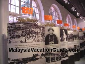 Kuala Lumpur History At KL City Gallery