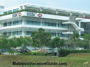 HSBC Cyberjaya
