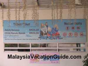 Snowalk Ticket Counters