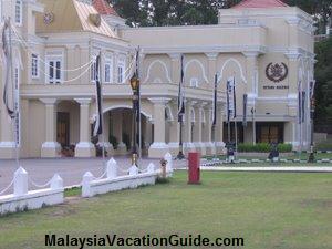 Kuala Terengganu Istana Maziah
