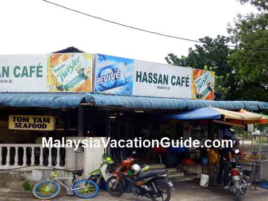 Kajang Hassan Cafe