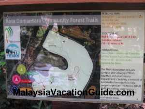 Kota Damansara Hiking Trails