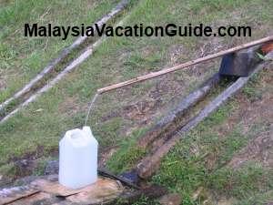 Kuala Kubu Bharu Spring Water