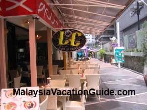 KL CIty Walk Shops