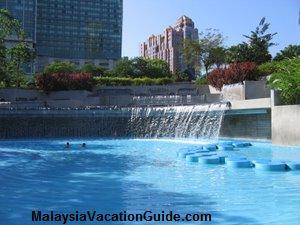 KLCC Park Pool