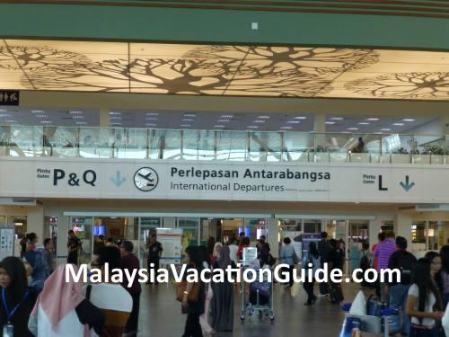 KLIA2 Departure Terminal