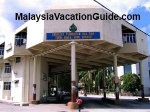 Kuala Kubu Bharu Bus Station