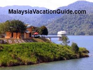 Empangan Sungai Selangor