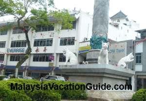 Kuching Town Centre
