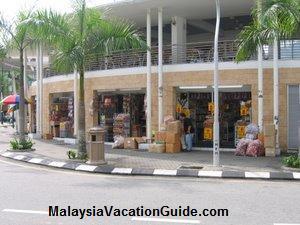 Lumut Shops