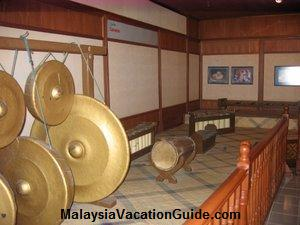 Traditional Malay musical instrument