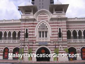 Malaysia Textile Museum