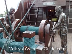 Maritime Museum Diorama