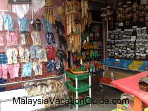 Jonker Street Melaka Souvenir Shops