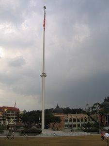 Dataran Merdeka 100m Flag Pole