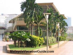 Putrajaya Millenium Monument Main Building
