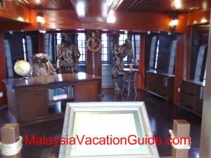 Maritime Museum Captain Cabin