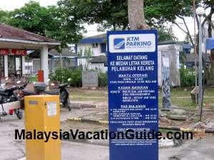 Port Klang KTM Komuter Station