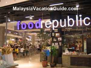 Food Republic Pavilion KL