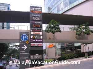 Pavilion KL Parking