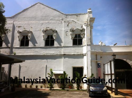Penang State Museum Building