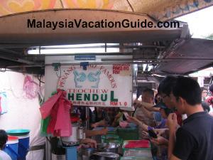 Penang Famous Cendol