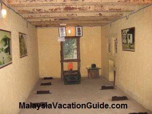 Penang War Museum Undeground Weapon Storage