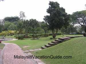 Taman Jaya Jogging Track
