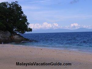 Redang Marine Park Beach