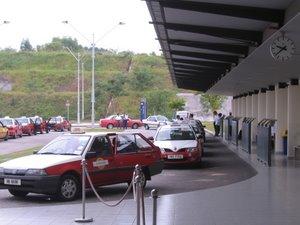 Putrajaya Sentral Taxis
